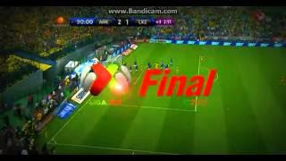 Gol del Portero Moises Muñoz | 3D
