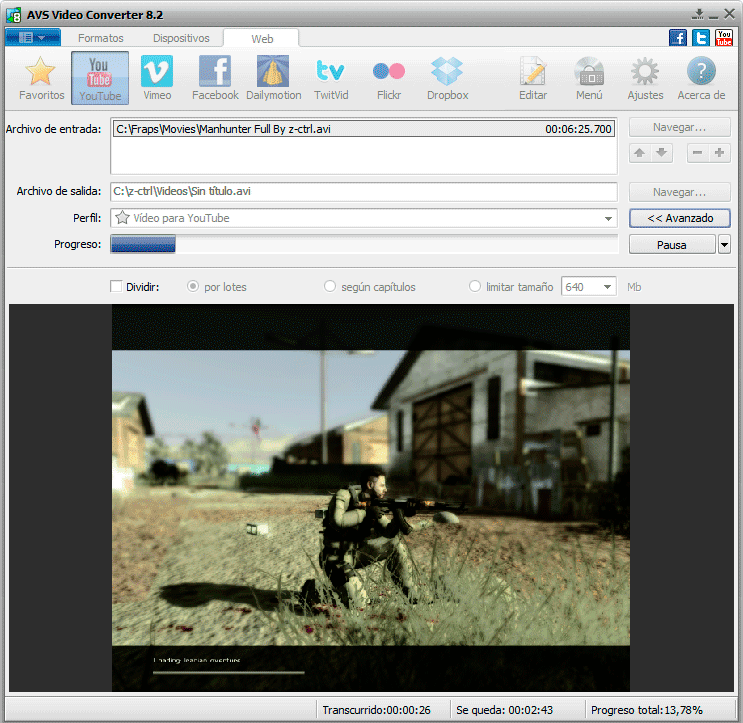 Avs video converter 8.2.1.525 crack patch