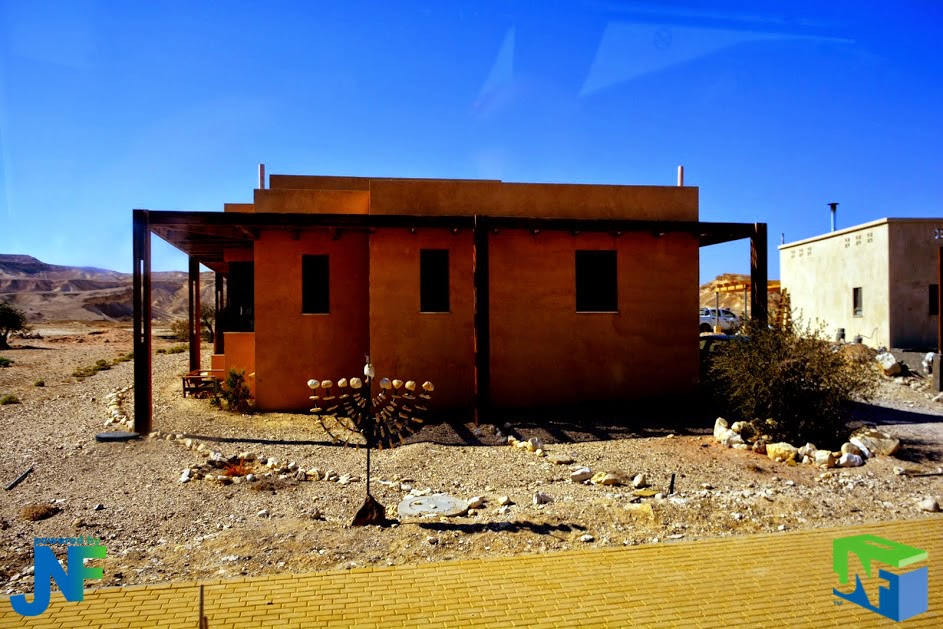 New homes in Negev desert