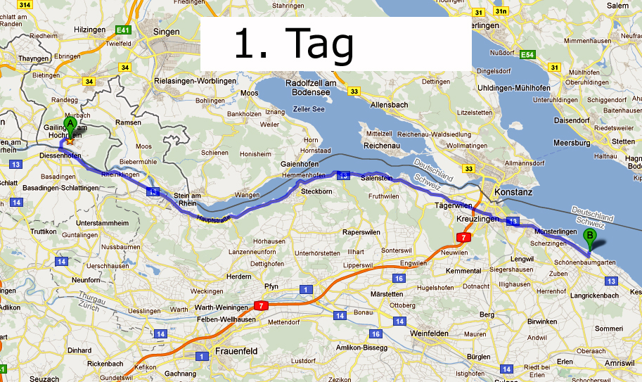 Mobil mit muskelkraft bodensee radweg for Bodensee karte