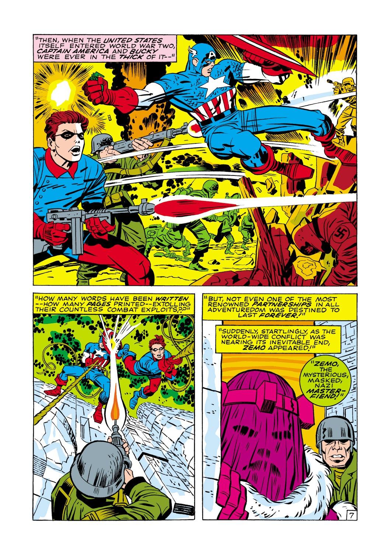 Captain America (1968) Issue #112 #26 - English 8