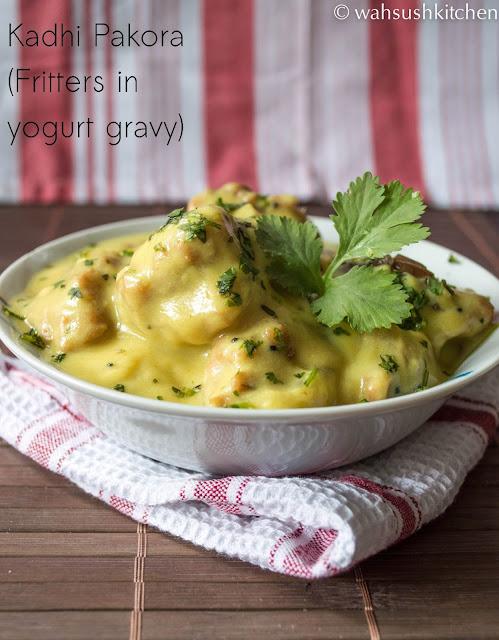 Kadhi curry