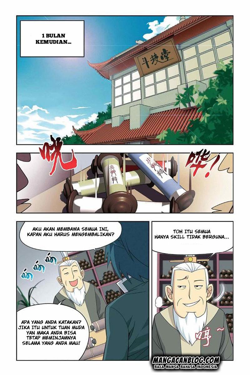 Battle Through Heaven Chapter 06-21