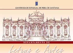 Departamento de Letras e Artes - UEFS