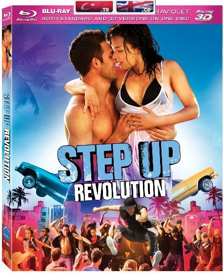 step up revolution essay