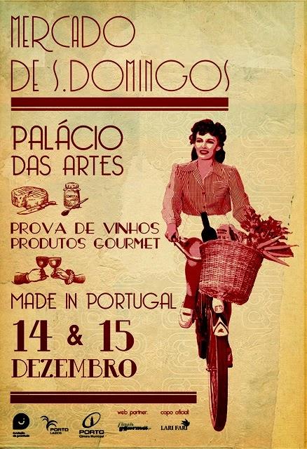 Divulgação: h'OUR: vinhos e azeite do Douro no Mercado de S. Domingos no Porto - reservarecomendada.blogspot.pt
