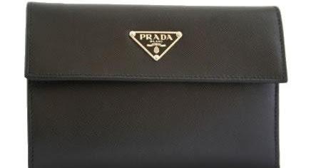 295ceea1a14f 100% AUTHENTIC BRANDS: Prada Wallet Medium Leather M510A Black $230