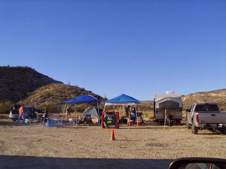 Terlingua 2013 Chili Cook-Off