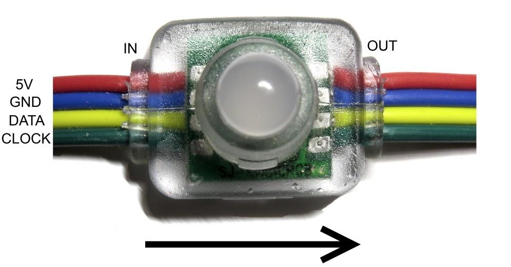Arduino basics led light box