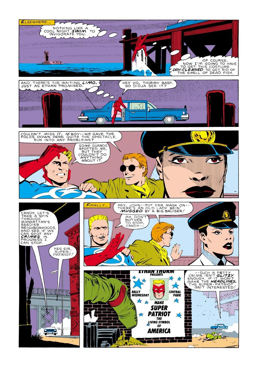 Captain America (1968) Issue #323 #251 - English 9
