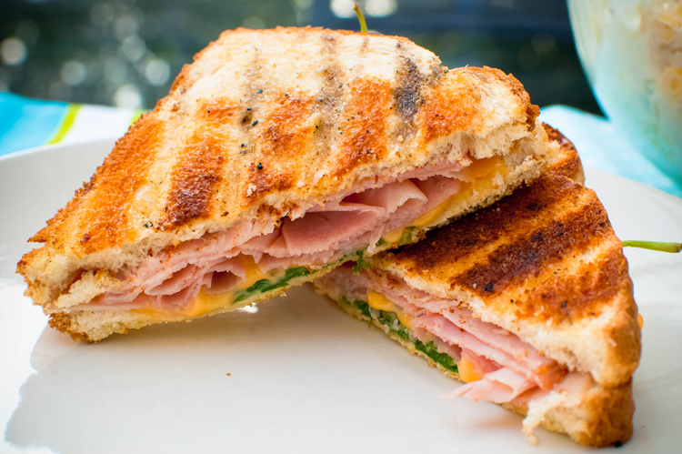 ham and cheese fwx inside out grilled ham and cheese sandwiches ...