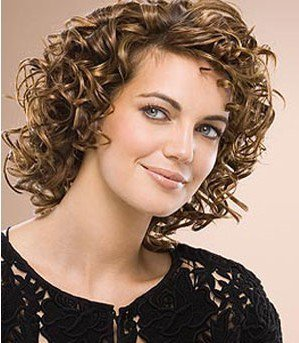 Permed Hair Styles on Perm Hairstyles