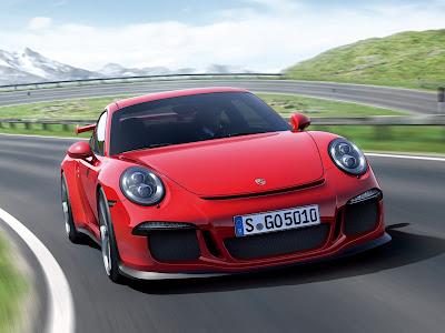 2014 Porsche 991 GT3