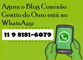 WHATSAPP DO CONEXÃO GENTIO DO OURO