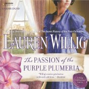 Cover of The Passion of the Purple Plumeria by Lauren Willig