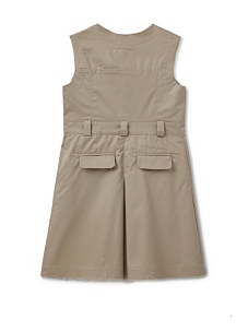 MyHabit: Save Up to 60% off Back to School: Uniform Options: kicokids Sleeveless Safari Dress