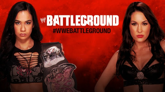Preview:Divas Champion AJ Lee vs. Brie Bella