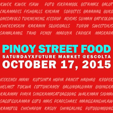 Saturday Market X FutureMarket @ ESCOLTA
