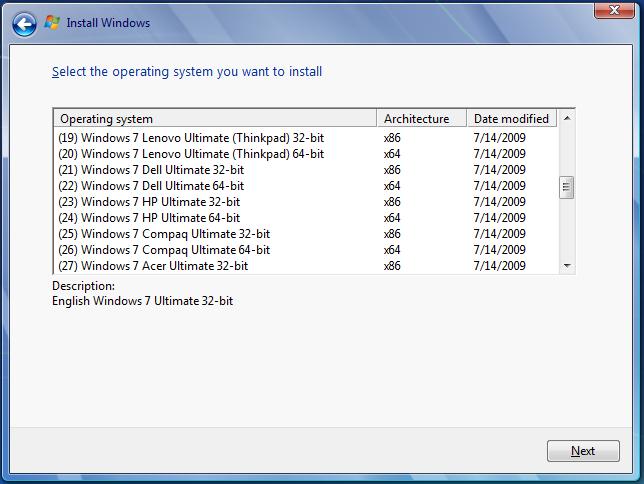 windows 7  microsoft iso
