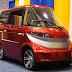 EVS: Ample Eo electric vehicle; klaim sebagai kendaraan e-quadricycle pertama di dunia