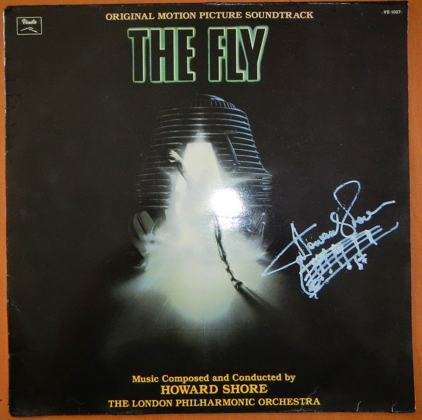 Howard Shore - Die Fliege / The Fly (Original Motion Picture Soundtrack)