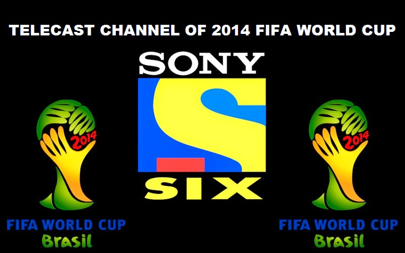 FIFA World Cup 2014 Live Telecasting channels in India Nepal Television NTV Kantipur Television Network