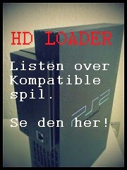 # PS2 HD Loader kompatibilitets- liste