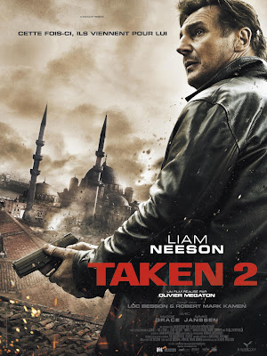 Taken 2 Wallpapers