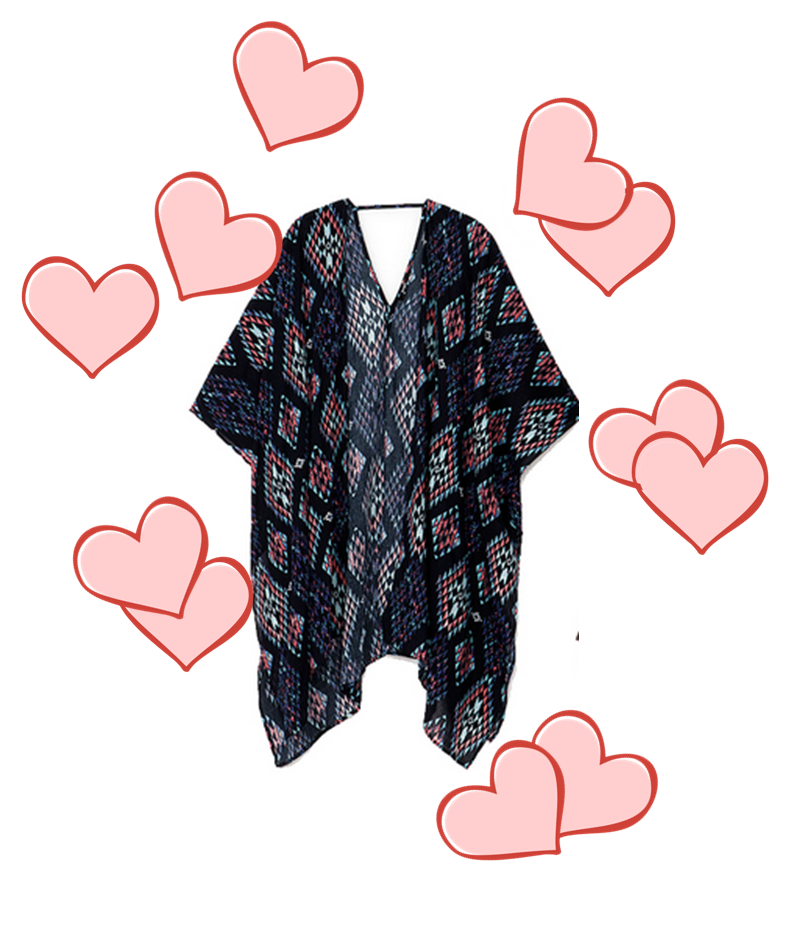 kimono berskha
