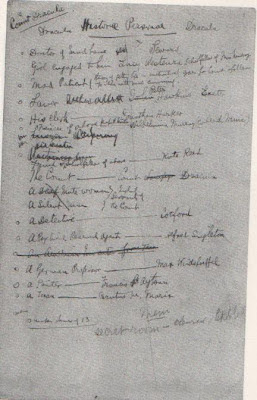 notas originales de bram stoker