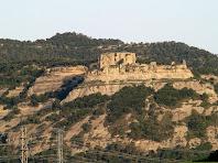 El Castell de Centelles vist des del Grau del Sunyer