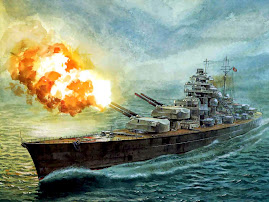 WORLD WAR II BATTLE SHIPS
