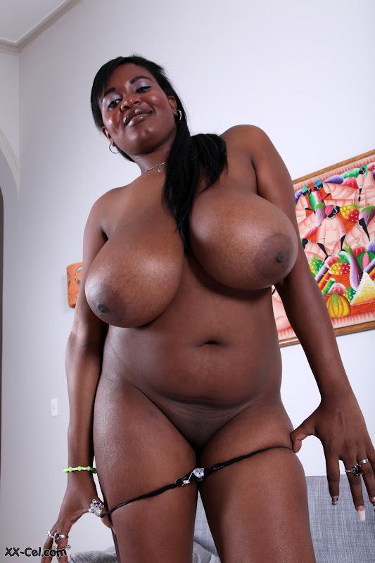 фото толстых мулаток голых