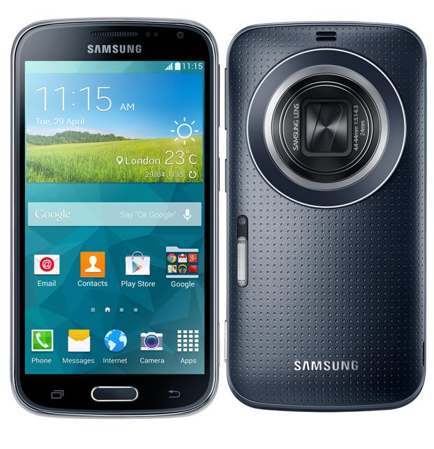 Spotted: Samsung Galaxy K Zoom |Geekschicksten