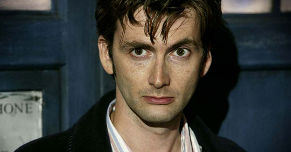 Ten years ago today David Tennant started filming his first Doctor Who episode