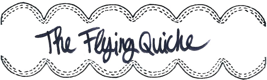 The Flying Quiche