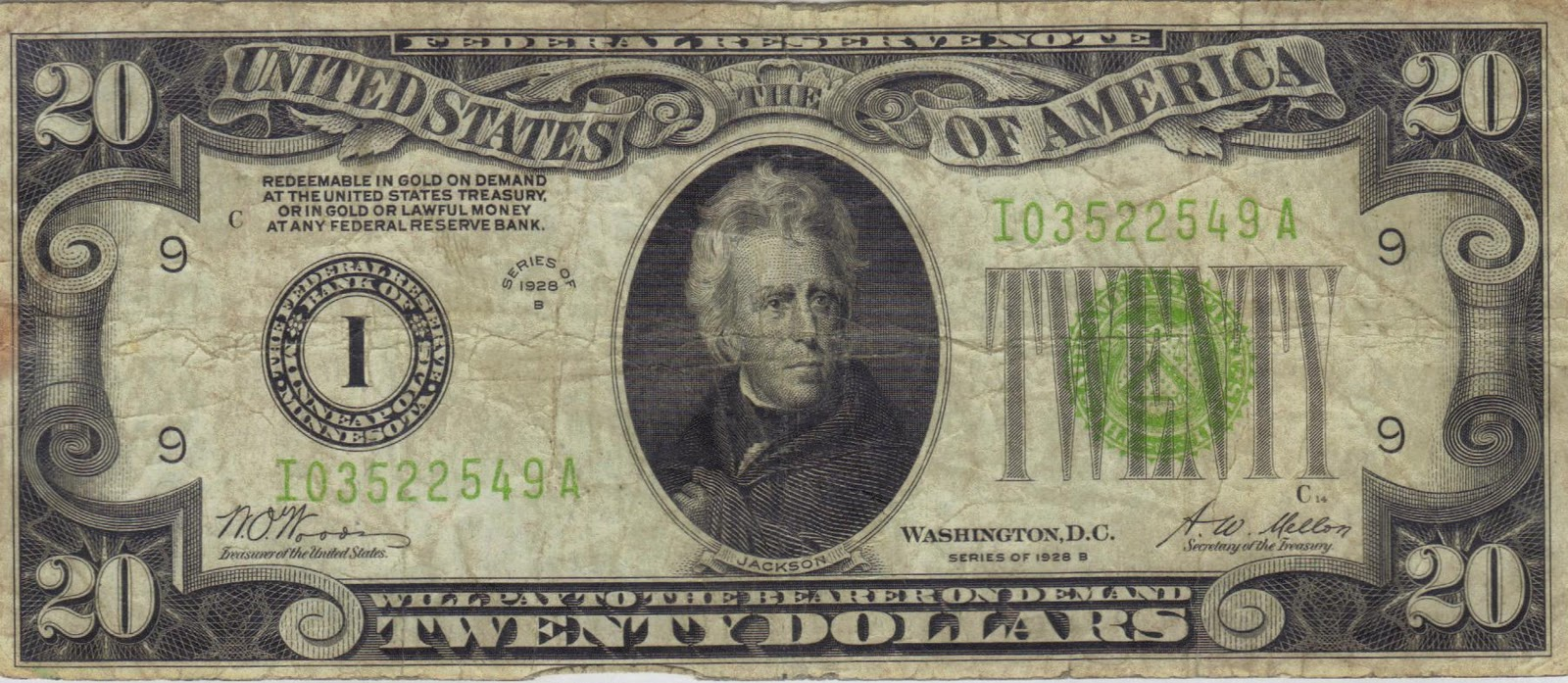 News Man Jfk Was Killed For Printing These United States Notes