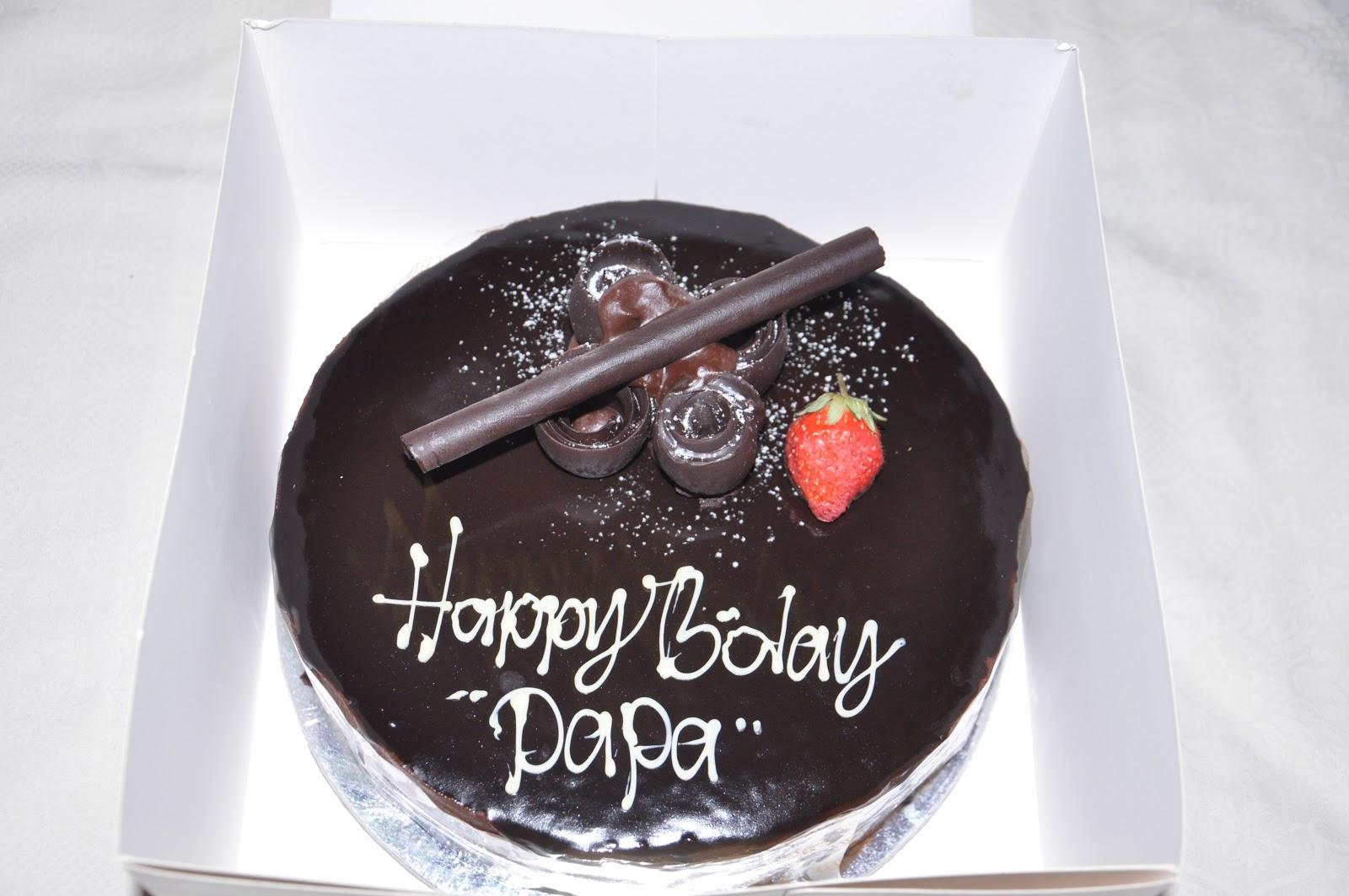 Wonderland Papas Birthday Cake Was Awesome