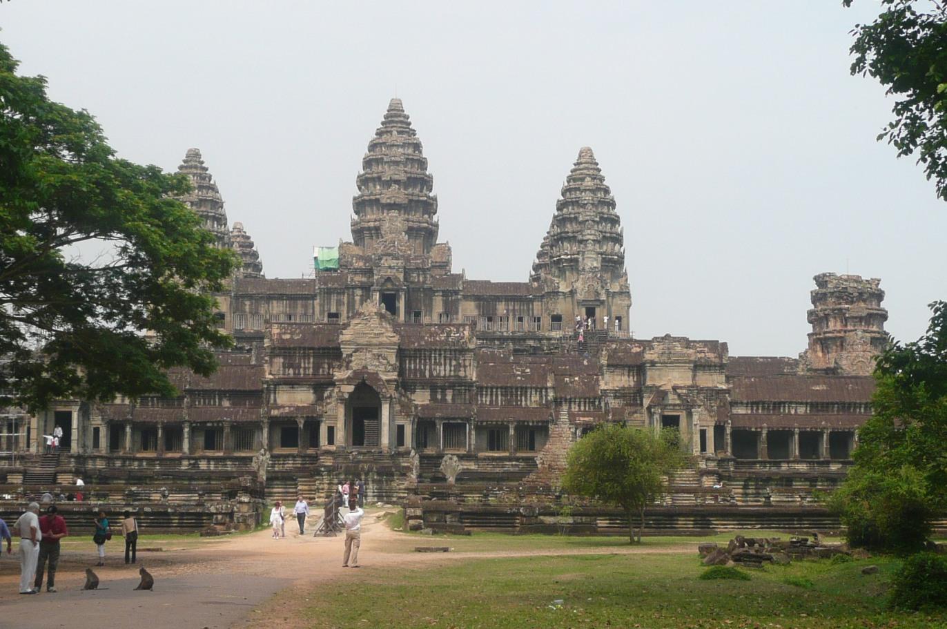 TEACHING GEOGRAPHY: Angkor Wat - Cambodia
