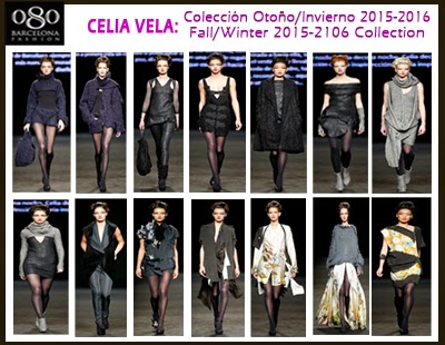 Celia Vela F/W 2015-2016