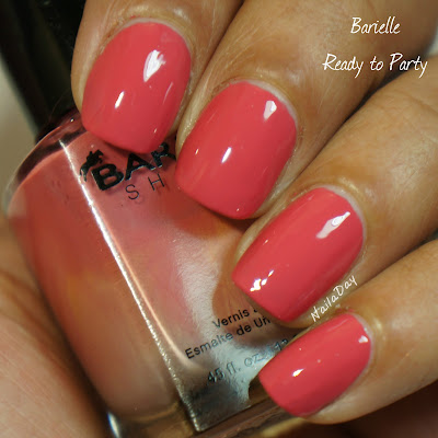 NailaDay: Barielle Ready to Party