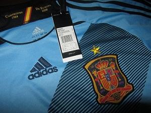jersey spanyol 2012