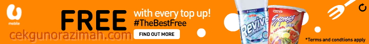 uMobile Prepaid Free Meal