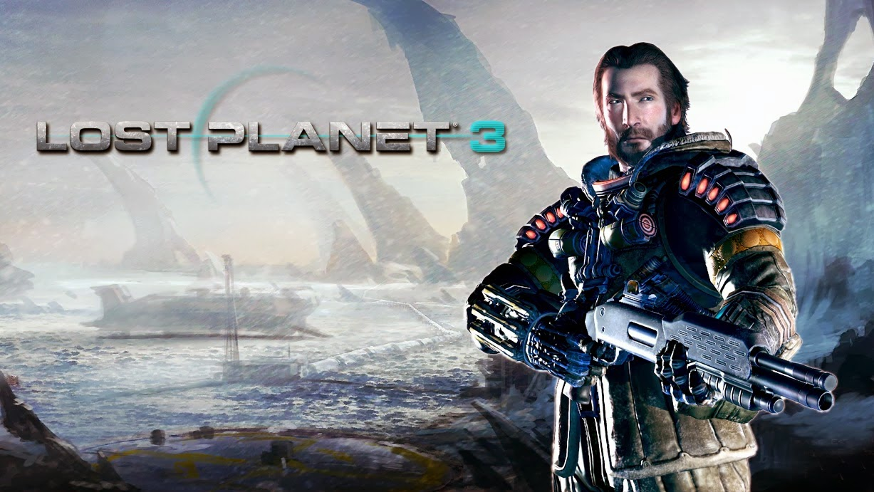 Lost planet 3 Game free