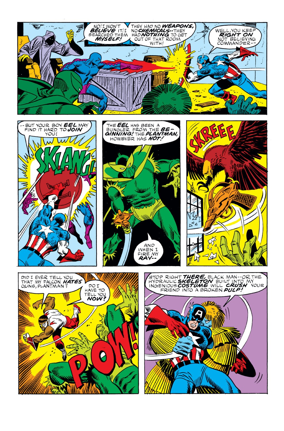 Captain America (1968) Issue #159 #73 - English 19