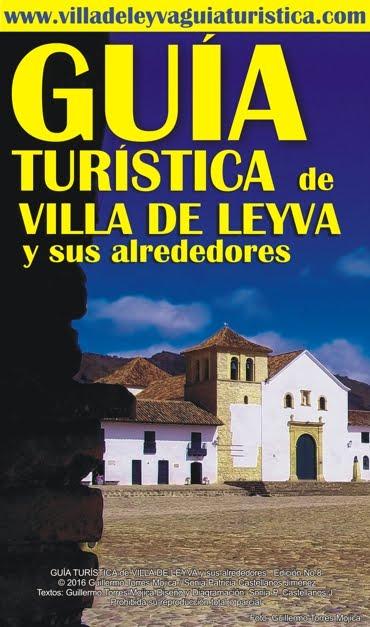 GUIA TURISTICA DE VILLA DE LEYVA de venta en Oficinas de Operación Turística de la Villa