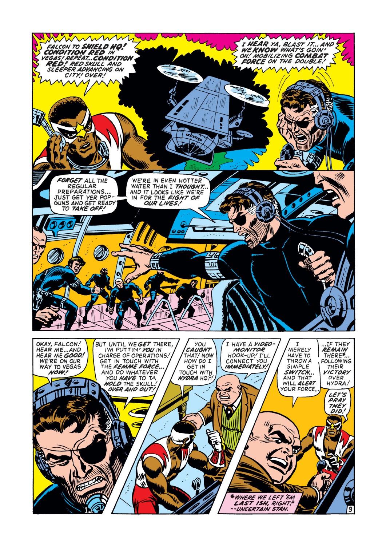 Captain America (1968) Issue #148 #62 - English 10