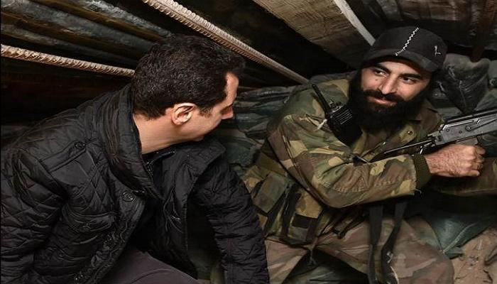 رسالة من زوجة ضابط كبير بالجيش السوري لبشار الأسد تصدم العالم