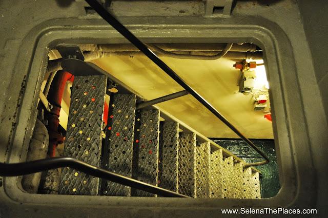Ladder HMS Belfast London