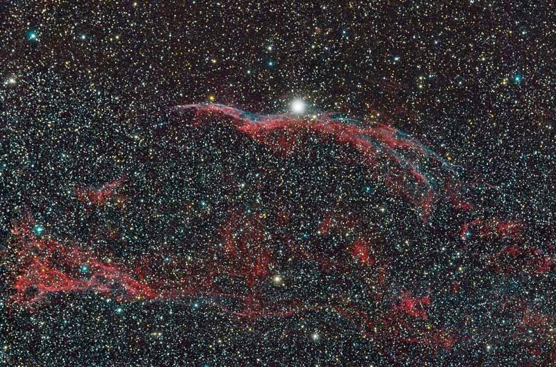 Veil Nebula at GSSP 2014